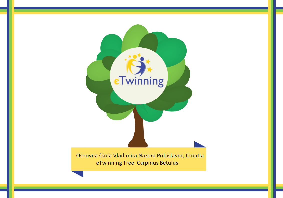 Make an eTwinning forest - eTwinning tree